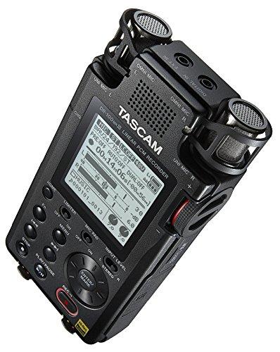 Tascam DR-100MKIII - Handheld-Recorder für professionellen Einsatz -