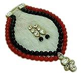Best UNIQUE Diamond Necklaces - ACT Unique Designer Two Layer Necklace with Sparkling Review