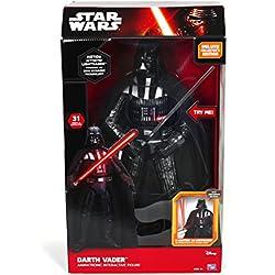 Star Wars - Classic Saga Interactive Darth Vader, de 45 cm (Giochi Preziosi 13431)