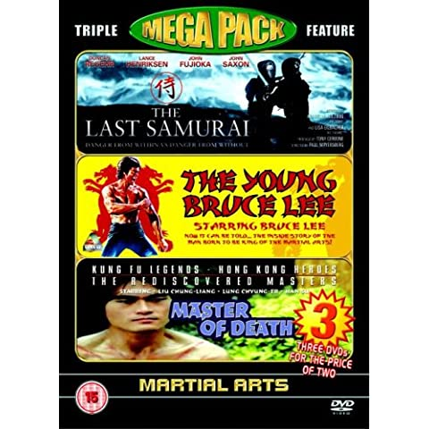 The Last Samurai / The Young Bruce Lee / Master Of Death