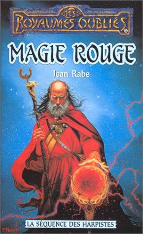 La séquence des harpistes, Magie rouge numéo 42
