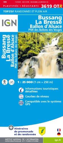 3619OTR BUSSANG-LA-BRESSE/BALLON D'ALSACE (RESISTANTE)