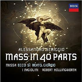 """Striggio: Missa """"Ecco Si Beata Giorno"""" - Agnus Dei II"""