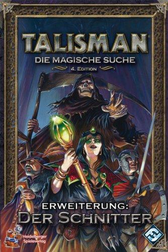 Heidelberger Spieleverlag HE168 - Talisman: Schnitter