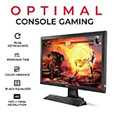 BenQ Zowie RL2455 24 -Inch (60.96cm) FHD (1080p) 1ms Response Time Ultra-Fast E-Sports PC Gaming Monitor