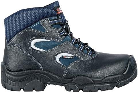 Cofra 31230 – 000.w43 Talla 43 S3 SRC – zapatos de seguridad deKaunas, color negro y azul