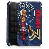 DeinDesign Coque Compatible avec Apple iPhone 3Gs Étui Housse Paris Saint-Germain Produit sous Licence Officielle PSG Kimpembe