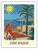 Pacifica Island Art Côte d'Azur - Frankreich -