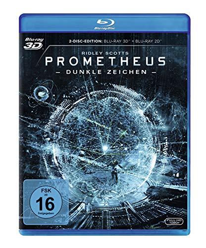 Prometheus  (+ Blu-ray 2D)