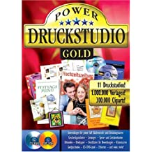 Power Druckstudio Gold
