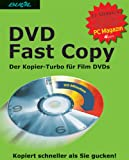 DVD Fast Copy, DVD-ROMDer Kopier-Turbo für Film DVDs. Für Windows 98/Me/2000/XP