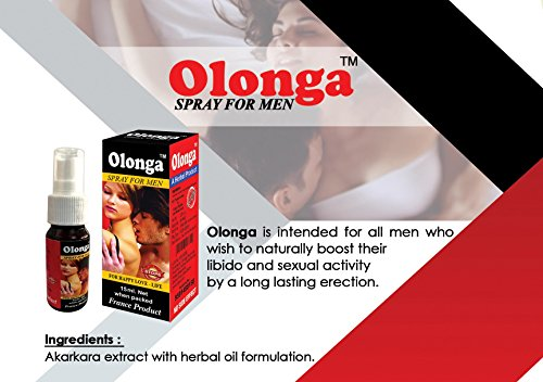 Olonga Spray For Men For Delay Power And Enlarge - 15Ml