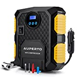 Digital Tyre Inflator,AUPERTO 12V Car Tyre Compressor Pump...