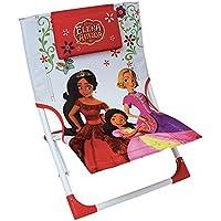 Fauteuil avec parasol pliable pour enfant Fun House 712827 DISNEY ELENA DAVALOR Chaise