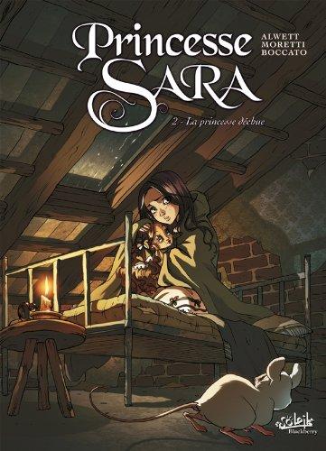Princesse Sara T2: La Princesse déchue