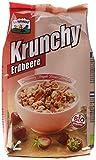 Barnhouse Krunchy Erdbeer, 3er Pack (3 x 375 g Karton) - Bio