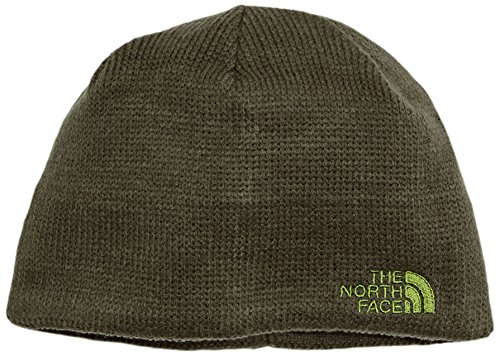 THE NORTH FACE Mütze Bones, Black Ink Green, One Size, T0AHHZN2L (North Face Green)