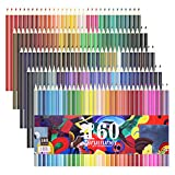 10 Best Colored Pencils For Adult Coloring Books of 2019 on the UK ...