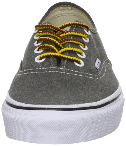 Vans U duffle AUTHENTIC VSCQ7XV UnisexErwachsene Sneaker Grau Washed duffle U ... cc1b72