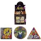 Halloween spuk labyrinth puzzle partytüten spielzeuge x 6