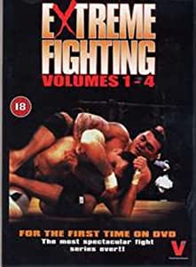 Extreme Fighting Vol. 1 To 4 [1997] [DVD]
