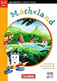 Produkt-Bild: Matheland 3. + 4. Klasse