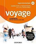 Voyage B2. Student's Book + Workbook+ Oxford Online Skills Program B2 (Bundle 1) Pack with Key