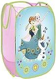 Disney Frozen Mädchen Pop-Up Lagerplatz Kinder Schlafzimmer Wäschekorb, faltbar,