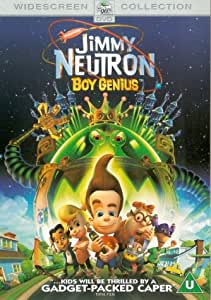 Jimmy Neutron: Boy Genius Dvd [2002]