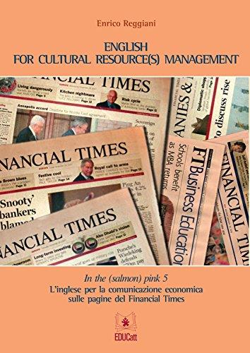 In The Salmon Pink 5 Inglese Per La Comunicazione Economica Ebook