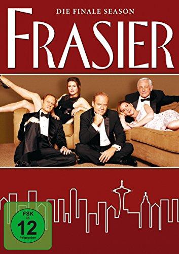 Frasier – Die elfte Season: Die finale Season [4 DVDs]