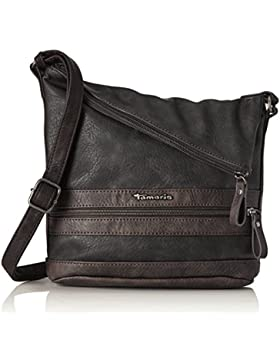 Tamaris Damen Smirne Crossbody Bag Umhängetasche, 30x7,5x22 cm