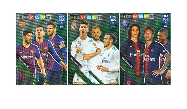 PANINI FIFA 365 ADRENALYN XL 2018-Specials /& multiples-voir liste