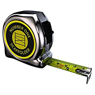 Professional Measure Tape Pocket Tape Measure for NO1 Scaffolder 5M / 16ft