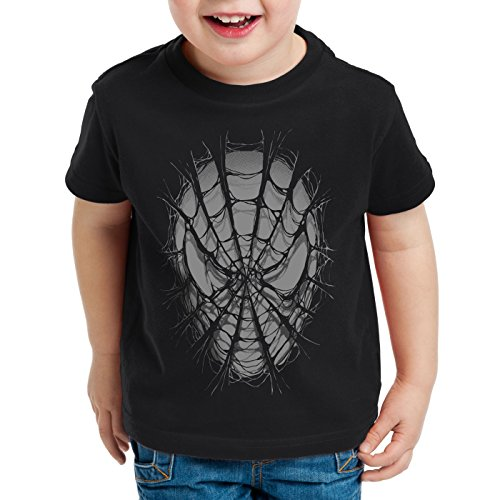 style3 Spider Web T-Shirt for Kids the amazing comic man dvd blu-ray