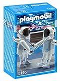 Playmobil 626721 - Olímpico Esgrima