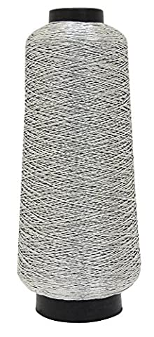 Telephone Threads Argent Machine À Broder 100% Crafting Brochage Fil Polyester