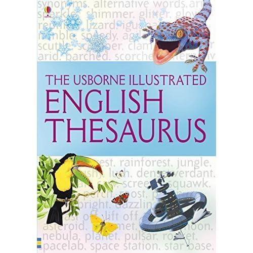 Illustrated English Thesaurus by Fiona Chandler, David Cuzik (illustrator) Jane Bingham(2015-01-01)