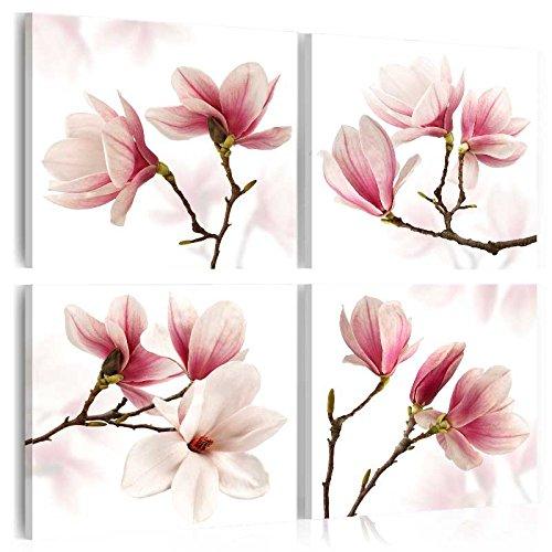 Murando   Cuadro 40x40 cm   Magnolia   Impresion calidad