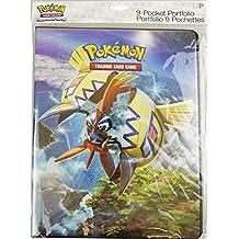 Ultra Pro 85129–Cuaderno de Correspondencia, A4, Pokemon sol y luna 2,180Tarjetas