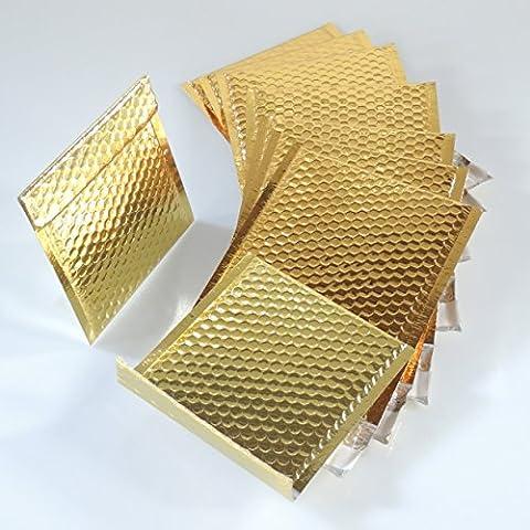 EPOSGEAR® 10 Gold A4/C4 324mm x 230mm Shiny Metallic Foil