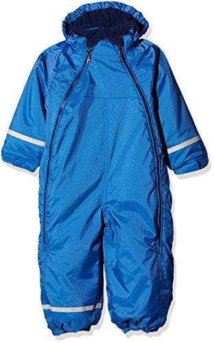 CareTec Baby Schneeanzug, Blau (Nautical Blue 7801), 86