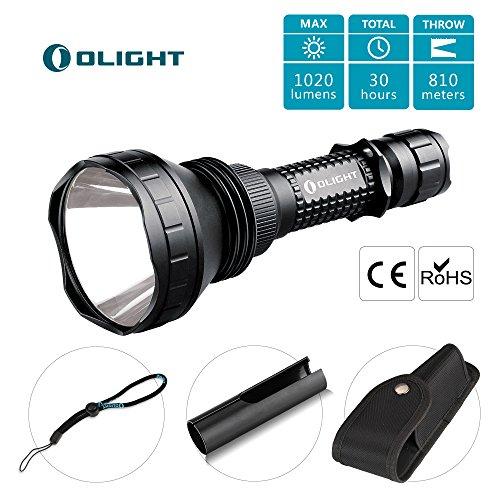 Olight MXUT JAVELOT Lampe Torche LED Ultra Puissante - Lampe torche puissante longue portée