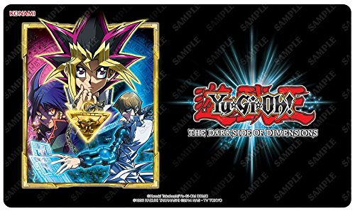 Preisvergleich Produktbild Yu-Gi-Oh! YGO-DSDMat - The Dark Side of Dimensions Play Mat