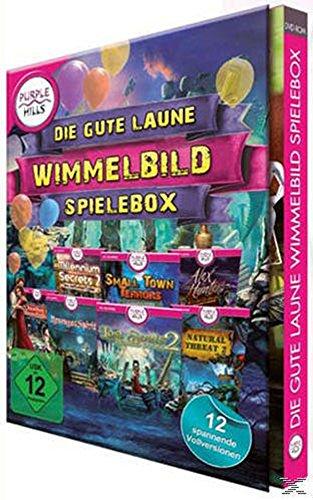 Die gute Laune Wimmelbild-Spielebox - Demon Guide Hunter