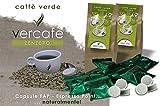 Vercafè ZENZERO - CAFFE' VERDE allo ZENZERO - 10+10 capsule FAP - ESPRESSO POINT