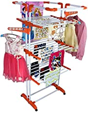 PAffy 3 Poll 3 Layer Cloth Dryer Stand – King Jumbo