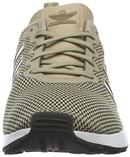Adidas Zx Flux Adv Scarpe Sportive da Uomo Oro (Gold/White/Black)