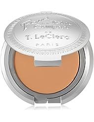 T.Leclerc Fond de Teint Compact Crème SPF 15 9 ml - Teinte : 02 : Crème Naturel