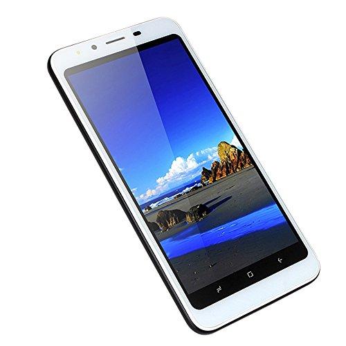 "Sonnena 5,0\""Ultradünne Android6.0 Octa-Core Acht Kern 512 MB + 4 GB GSM 3G WiFi Dual-SIM-Dual-Kamera-Smart-Mobiltelefon"